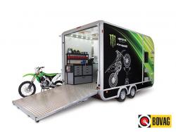 IFOR Williams Trailer Motor trailer