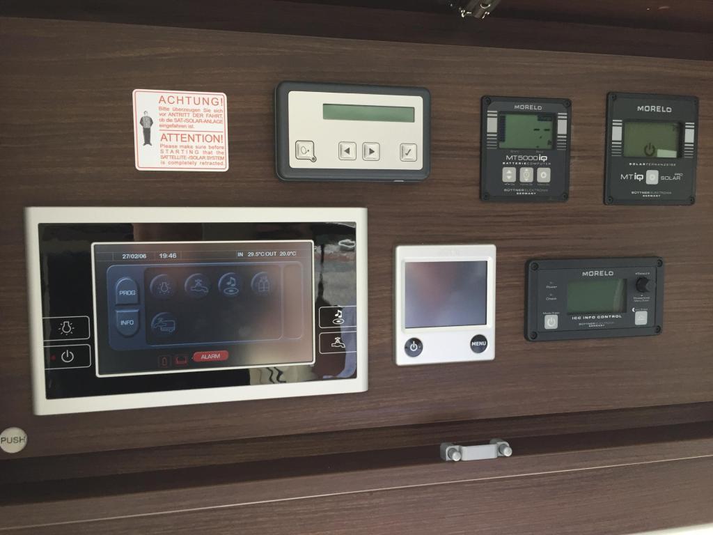 Morelo Palace 99 GSB Liner 99GSB Atego Smart G