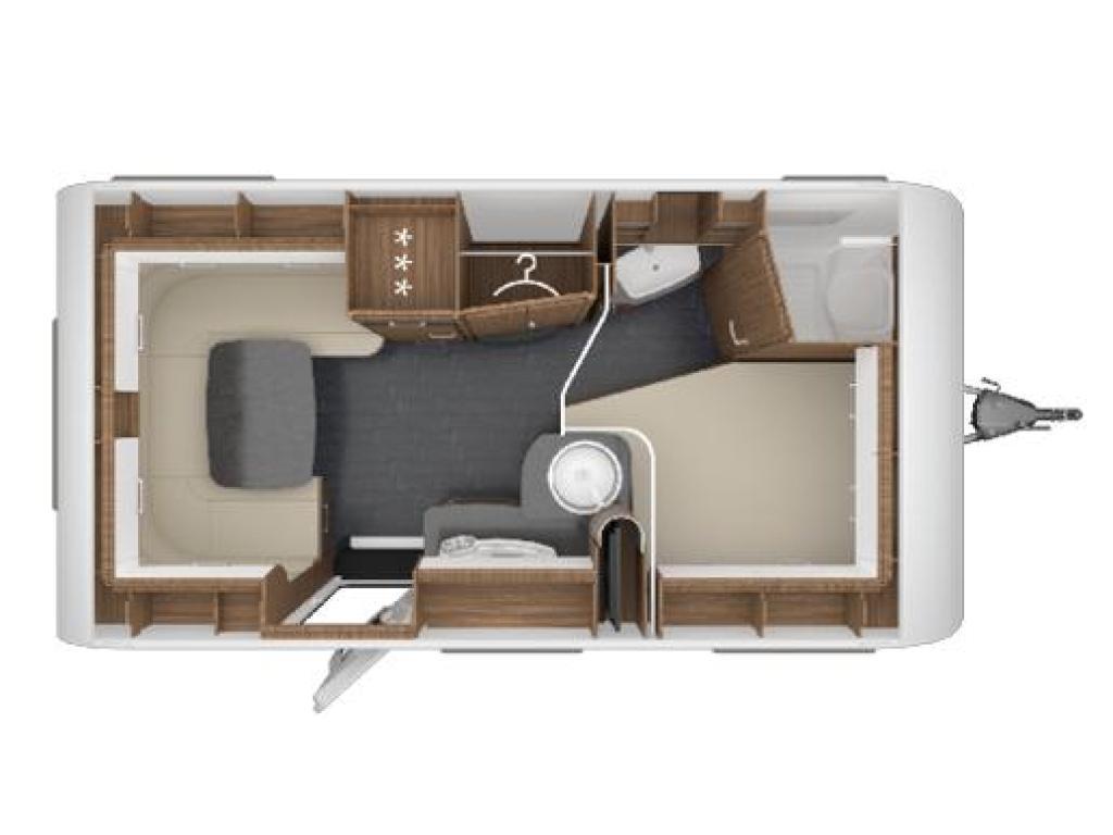 Tabbert Booster 450 TD NIEUW 2021 MODEL