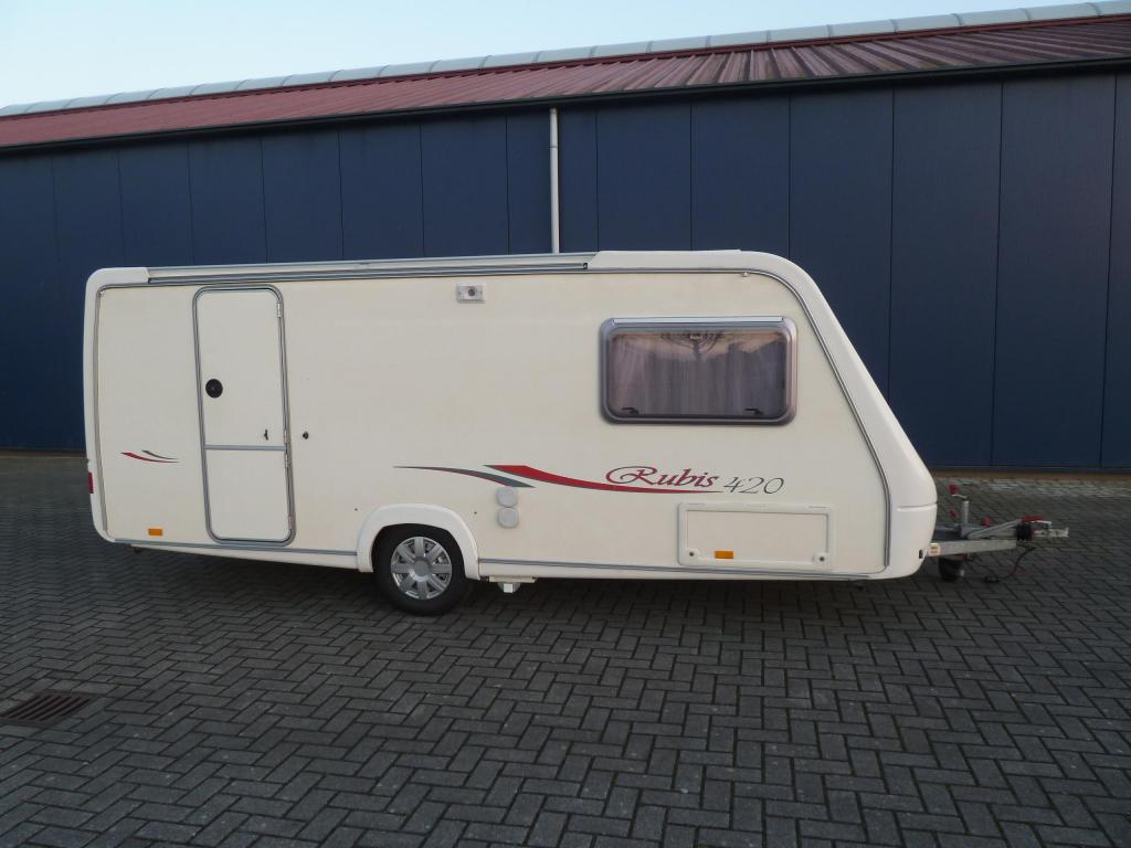Trigano Rubis 420 CP Reich mover + power pack