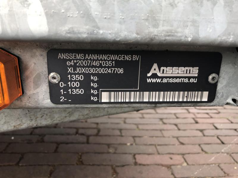 Anssems Bsx 1350