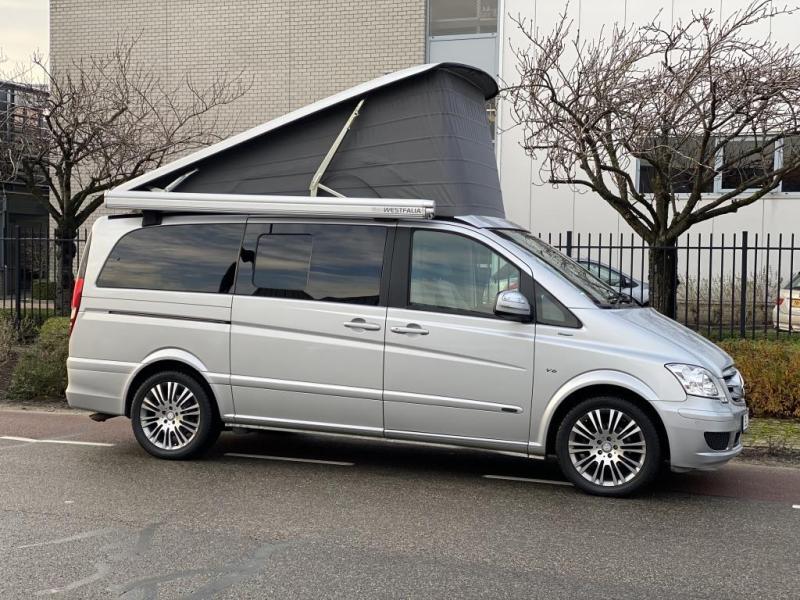 Mercedes-benz Westfalia marco polo