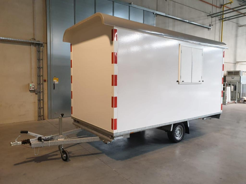 Anssems Anssems PTS Schaftwagen