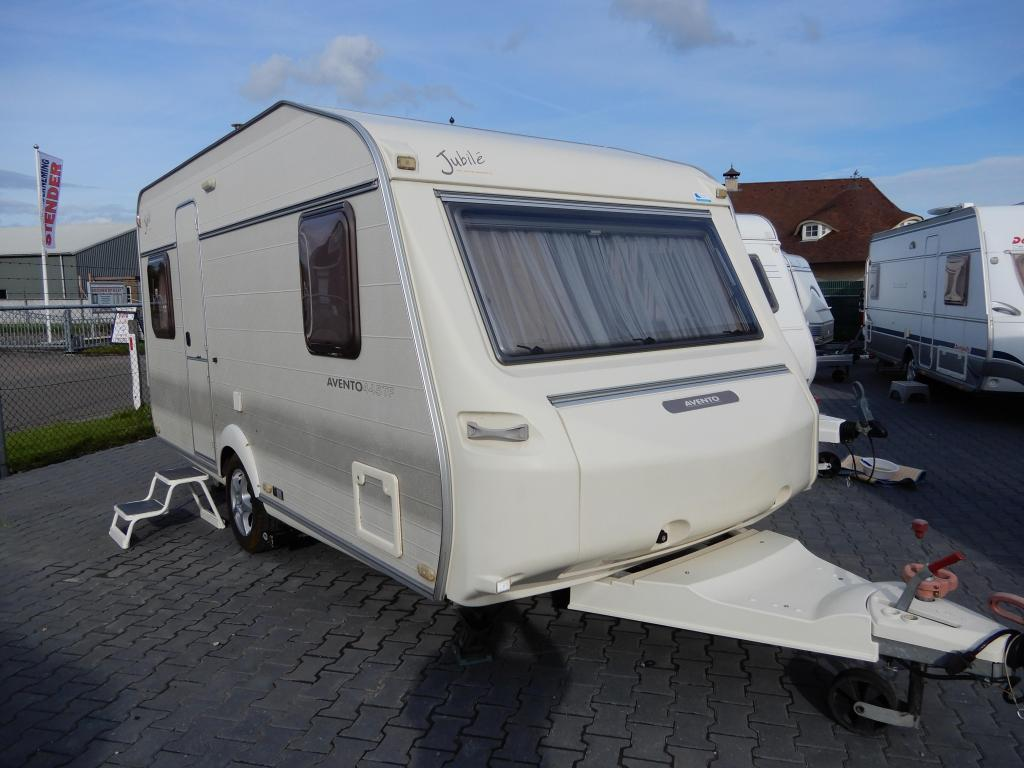 Avento Jubilee 445 TF Mover Lengtebed Zit Tent