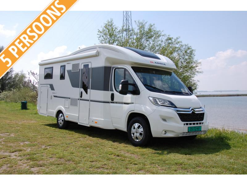 Adria Matrix 670 SL (77) 5 pers. 2021 model