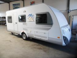 Knaus Sudwind Limited Edition 500 EU Vakantie Klaar
