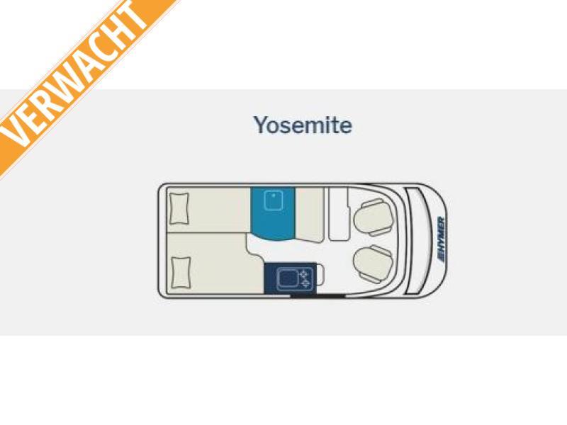 Hymer Yosemite  Model 2022! NIEUW!!