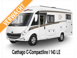 Carthago C-Compactline 143 LE