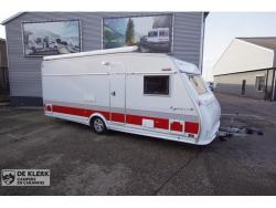 Kabe Royal 560 XL-KS unieke caravan full options zeer g