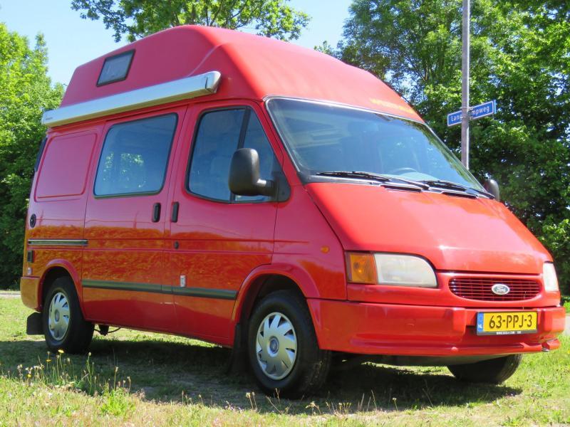 Ford Westfalia nugget