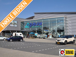 Knaus Sudwind Silver Selection 500 EU COMPLEET, MOVER, VOORTENT