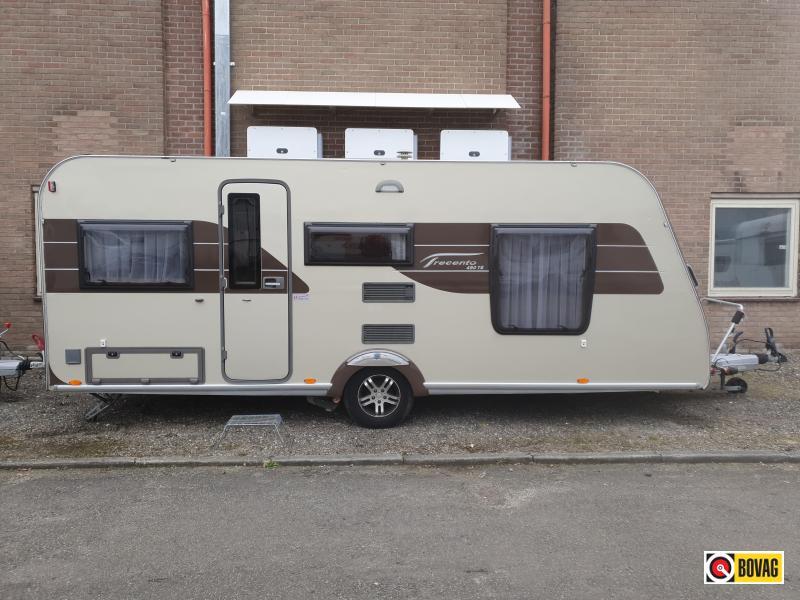 Bürstner Trecento 490 TS