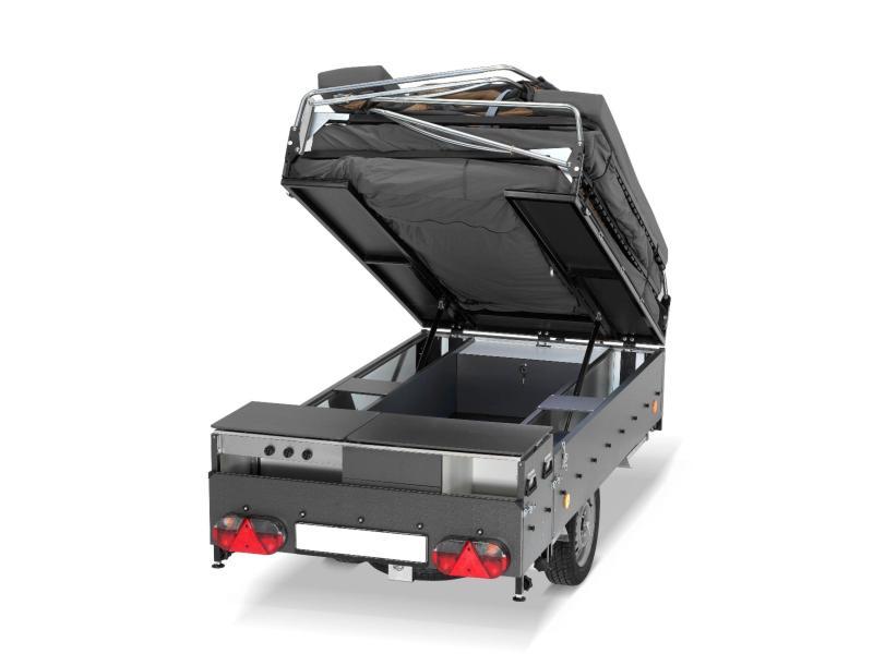 Europa Camper Suncruiser Deluxe  EASY PACK, RIJKLAAR, 2020