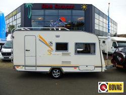 Knaus Sudwind As Good As Gold 400 TMF voortent Isabella