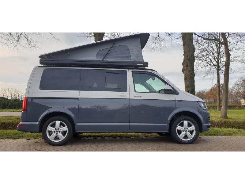 Volkswagen T6  Camper KWB 4 persoons