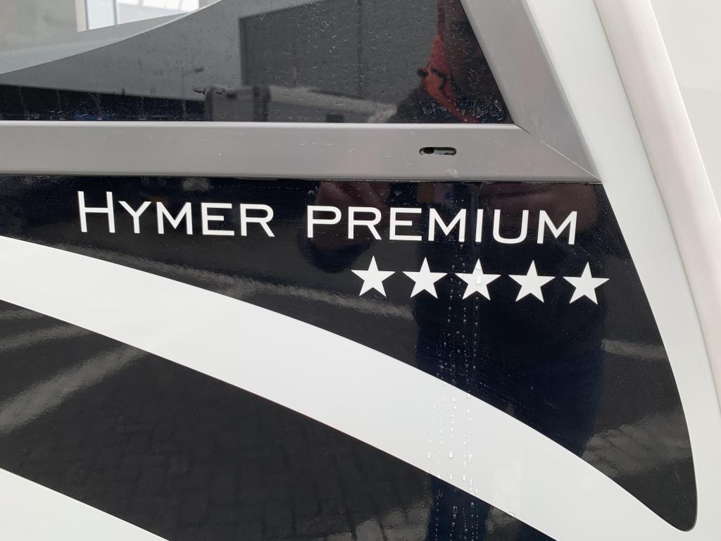 Hymer ML-I 580 AUTOMAAT 163PK