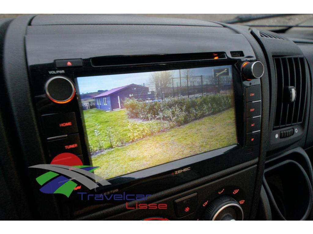 Hymer Exsis-T 580 PURE Navigatie/Camera/Schotel
