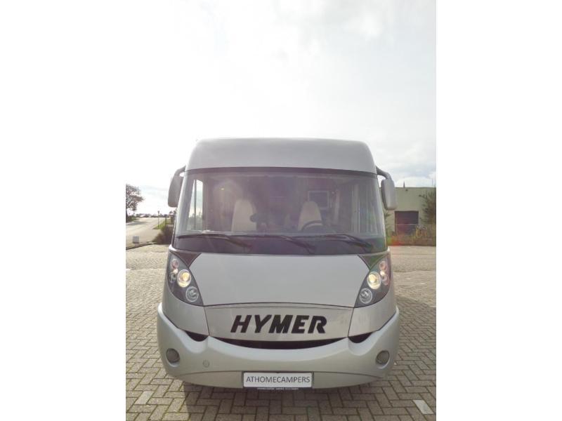 Hymer Mobil b