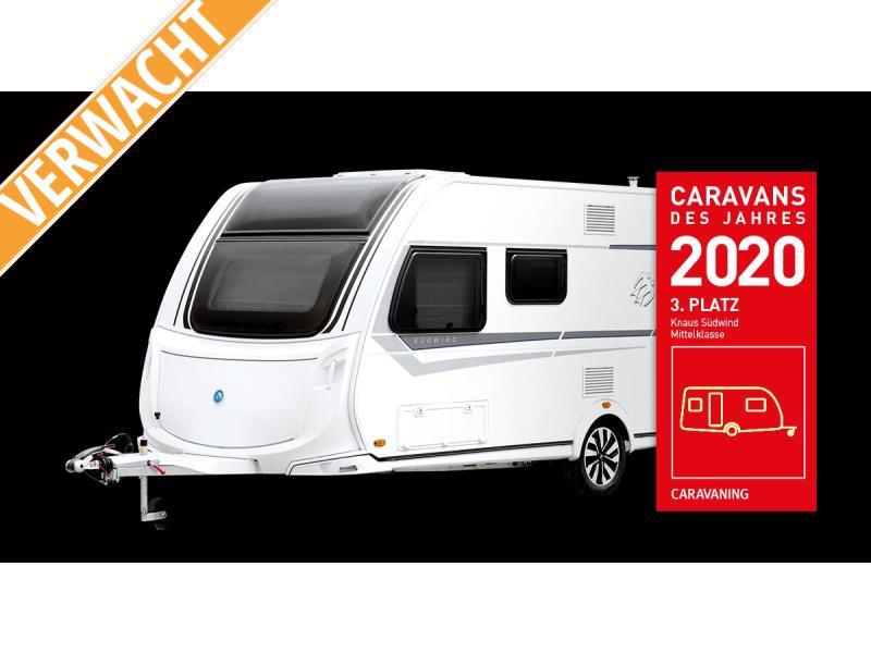 Knaus Sudwind 60 Years 420 QD Nieuw Modeljaar 2021