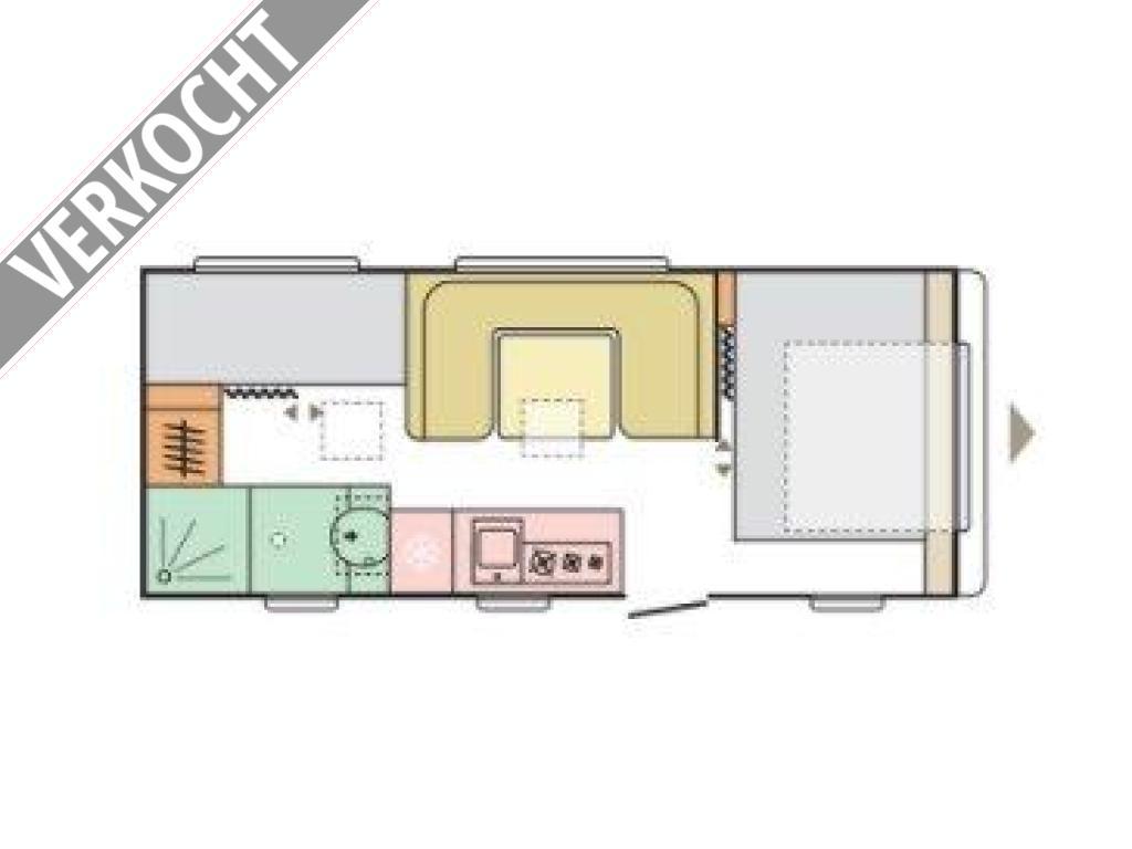 Adria Adora 573 PT 2021 MODEL, RIJKLAAR