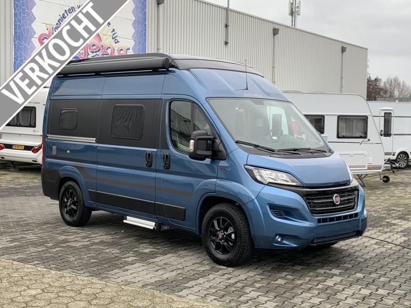 Hymer Free 540 -Blue Evolution Edition -