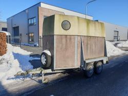 Westfalia 2p trailer. Budget wagen