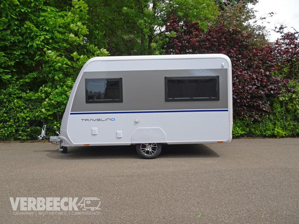 Knaus Travelino 400 QL | Lichtgewicht 1000 kg.