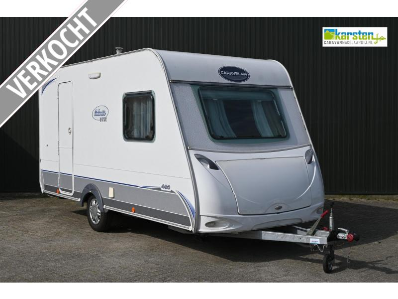 Caravelair Antares Luxe 400 Incl. Caravelair voortent