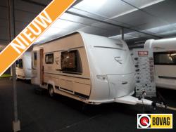 Fendt Bianco Selection 465 TG De ideale compacte caravan