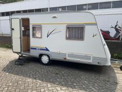 Bürstner Ventana 400 TS Zeer goed onderh. m.tent