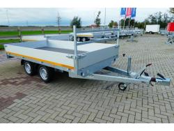 Eduard Plateauwagen 350 x 180