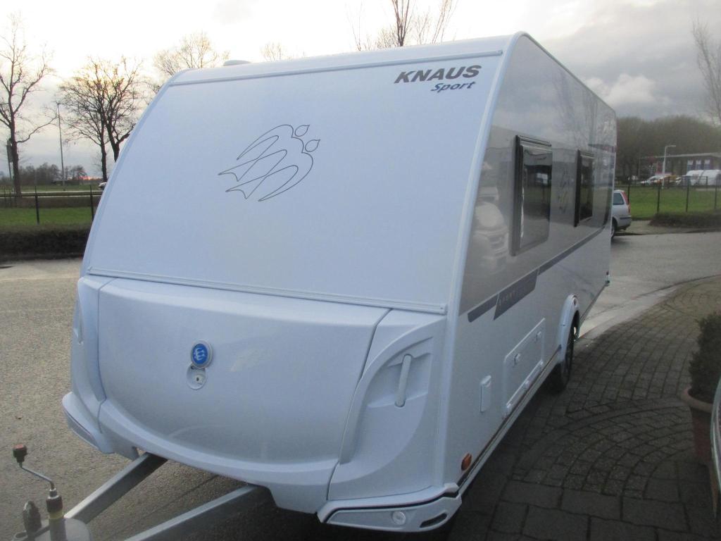 Knaus Sport Silver Selection 540 FDK MODEL 2020