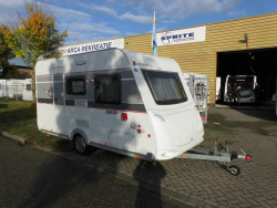 Sterckeman Starlett 390 CP Nieuwstaat