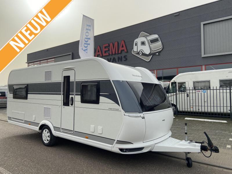 Hobby Prestige 560 Fc Badkamer Ruime Rondzit Bij Raema Caravans En Campers B V Te Nederweert Op Caravans Nl