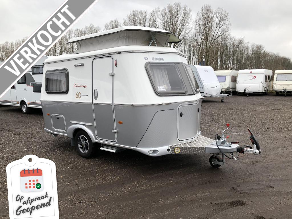 Eriba Touring - 60 edition