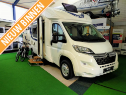 P.L.A. Camper Plasy 69 2aparte bedden! top staat