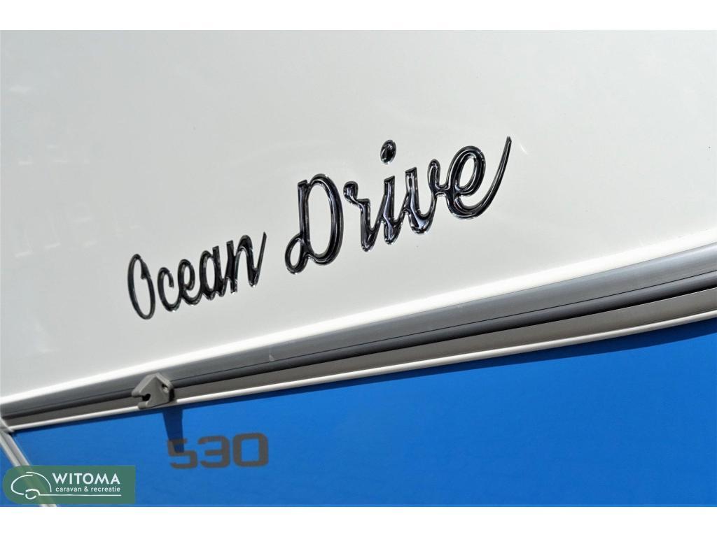 Eriba Troll Ocean Drive 530 voorraad inkoop