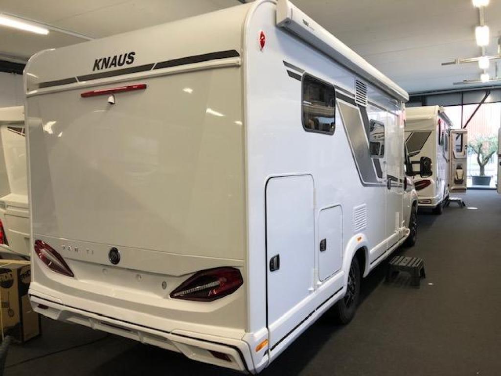 Knaus Vansation 650 MEG