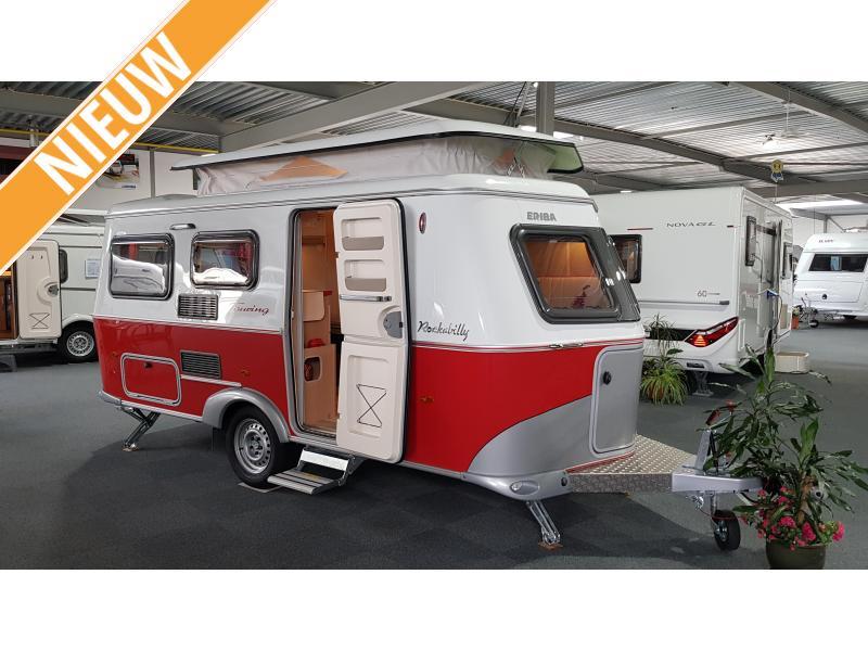 Eriba Touring Troll 530 - Rockabilly - 2020