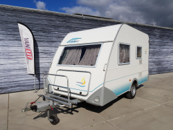 Eifelland Holiday 350 TK ,Stapelbed, Tent,