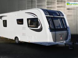 Elddis Avante 550 Incl. airco en mover!