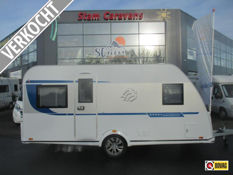 Knaus Sport Silver Selection 450 FU NIEUW MODEL 2021