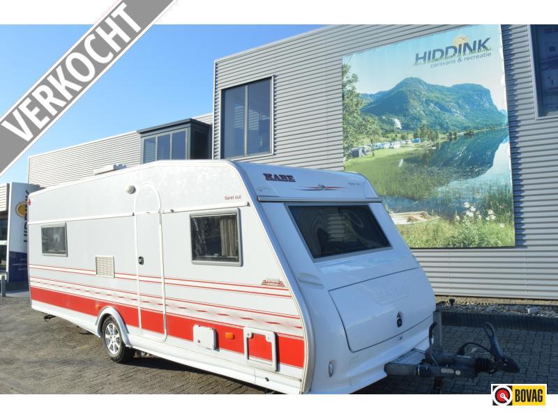 Kabe Safir  GLE Complete caravan