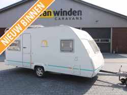 Eifelland Holiday 450 TF 2003-Voortent-Boiler-