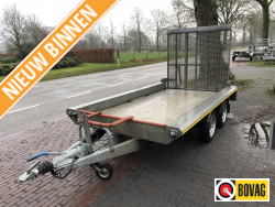 Hapert machinetransporter 2700KG