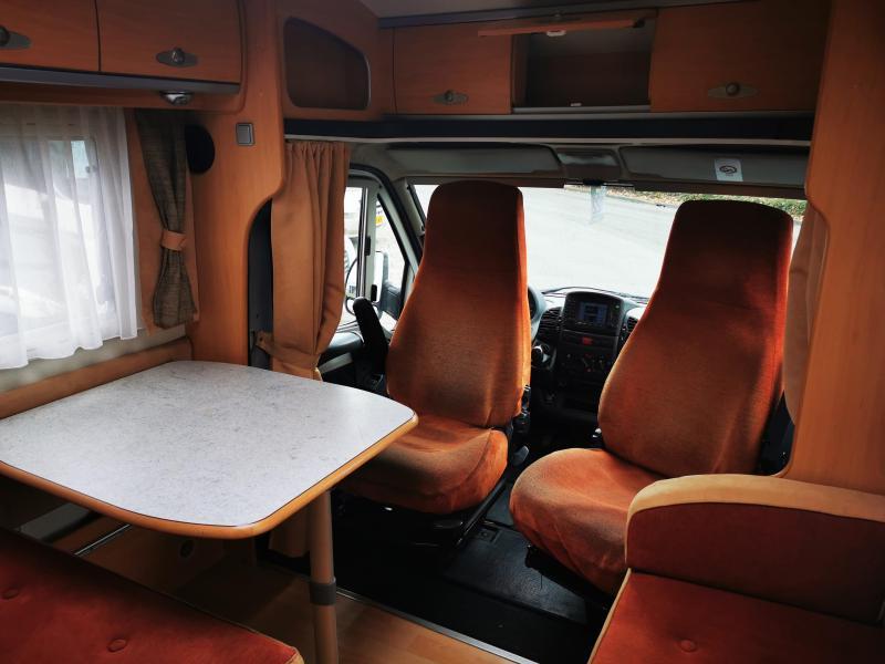 Homecar PL 620 airco zeer mooi!