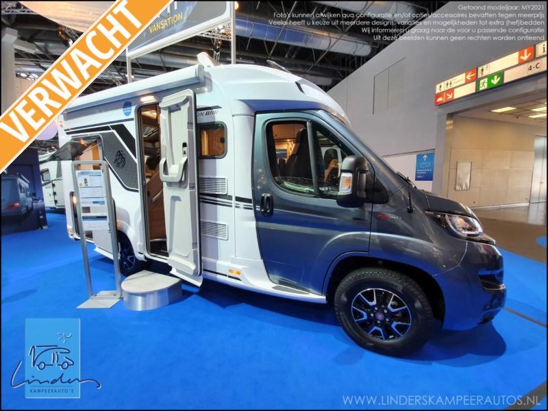 Knaus Van TI 550 MF Vansation