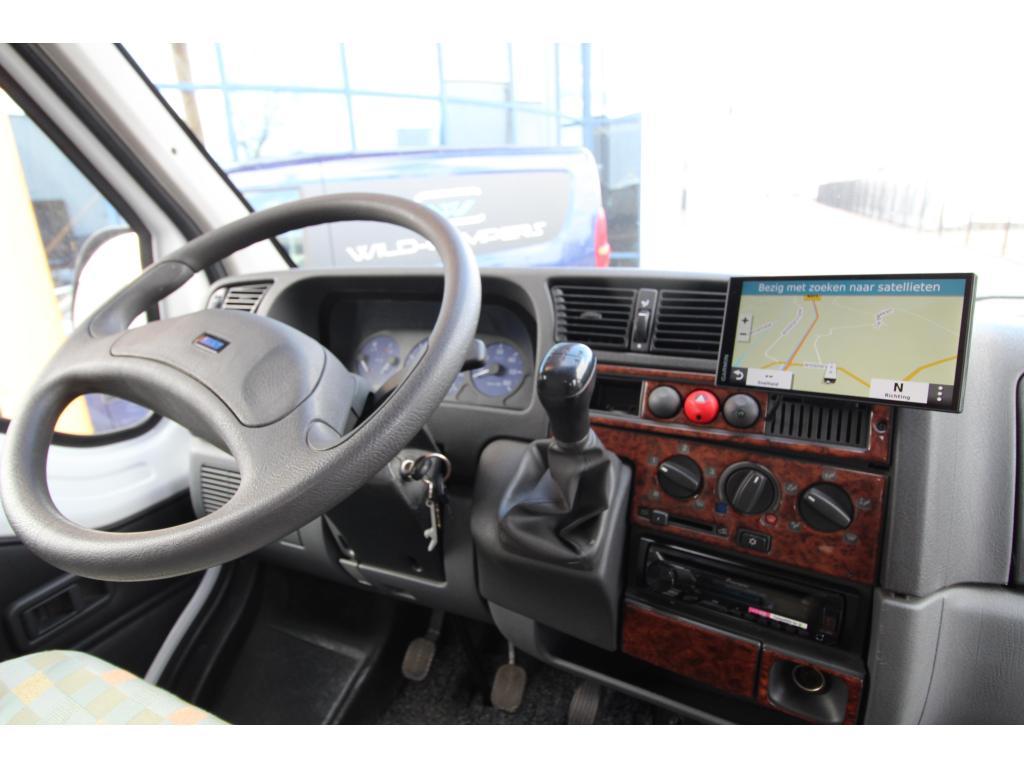 Bürstner T600  Motor airco + Cruisecontr