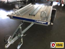WM Meyer motortrailer 750kg