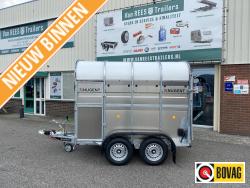 Nugent veetrailer 250x153x193 2000kg